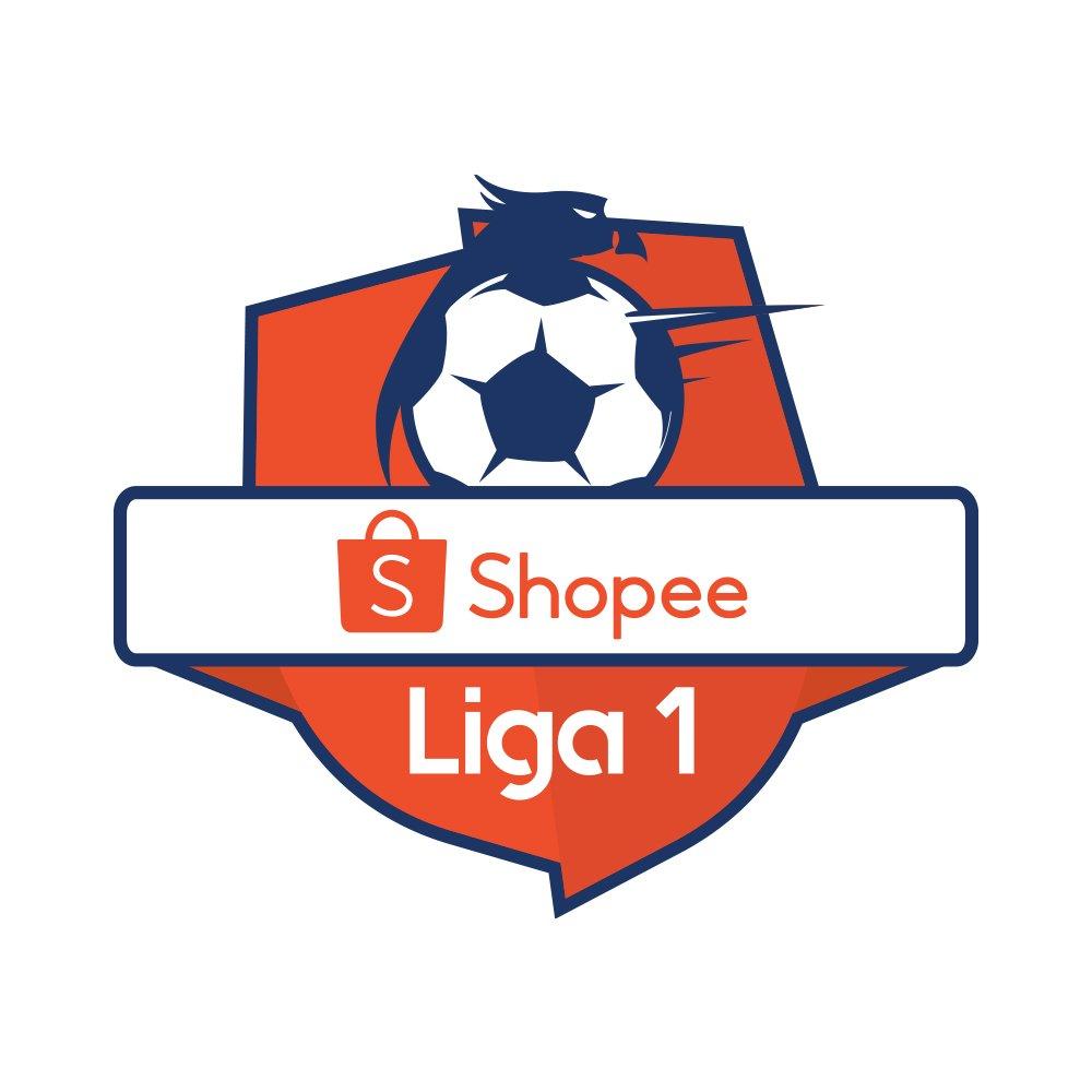 Shopee Liga 1 On Twitter Inilah Logo Resmi Shopee Liga 1 2019