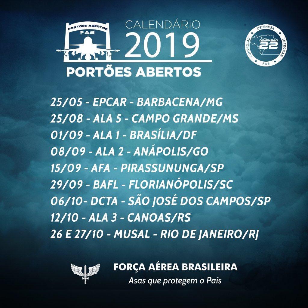 Calendario 2019 Campo Grande Ms.Astragov Government On Twitter
