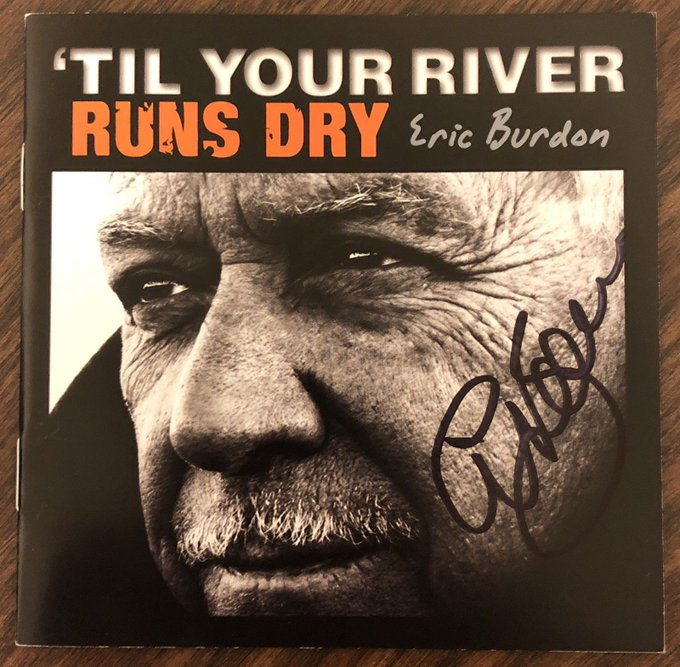 Happy Birthday, Eric Burdon!