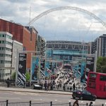 Good luck to @AFCFylde in today's playoff final @wembley