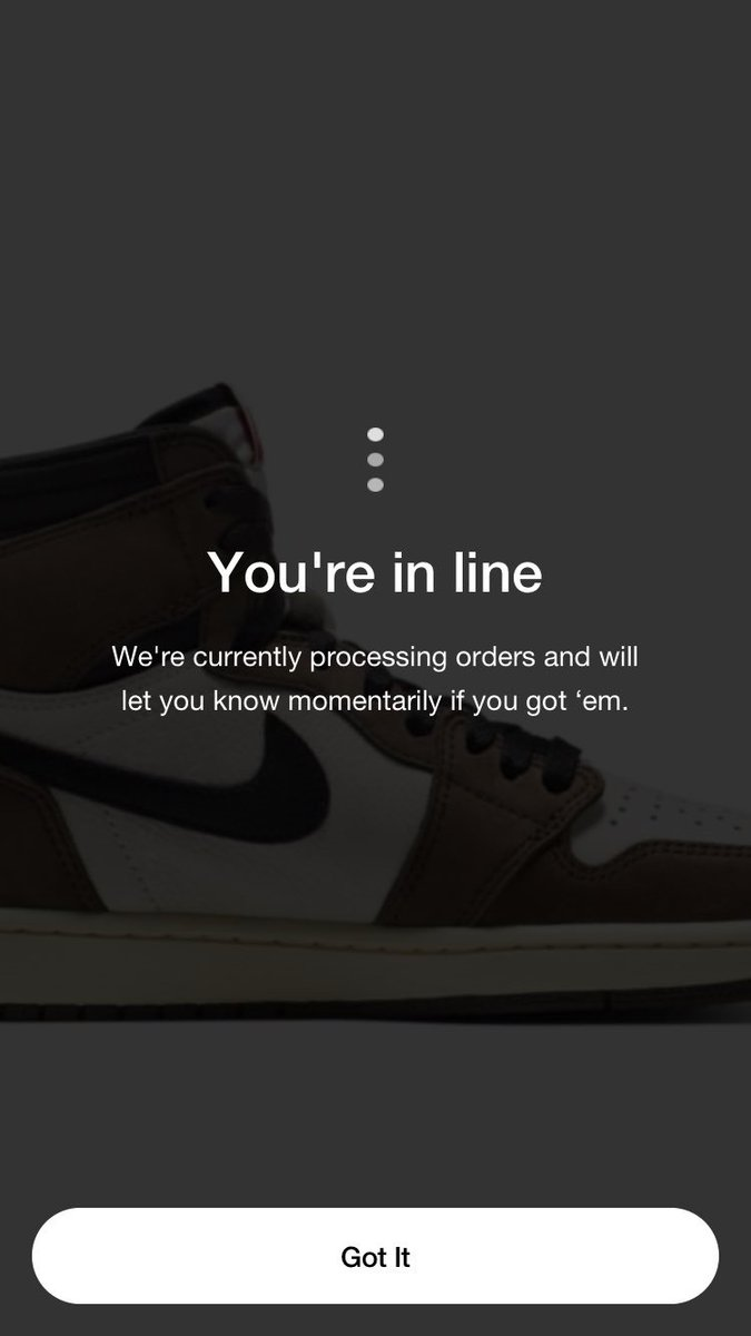 Nike SNKRS app disappoints sneakerheads again
