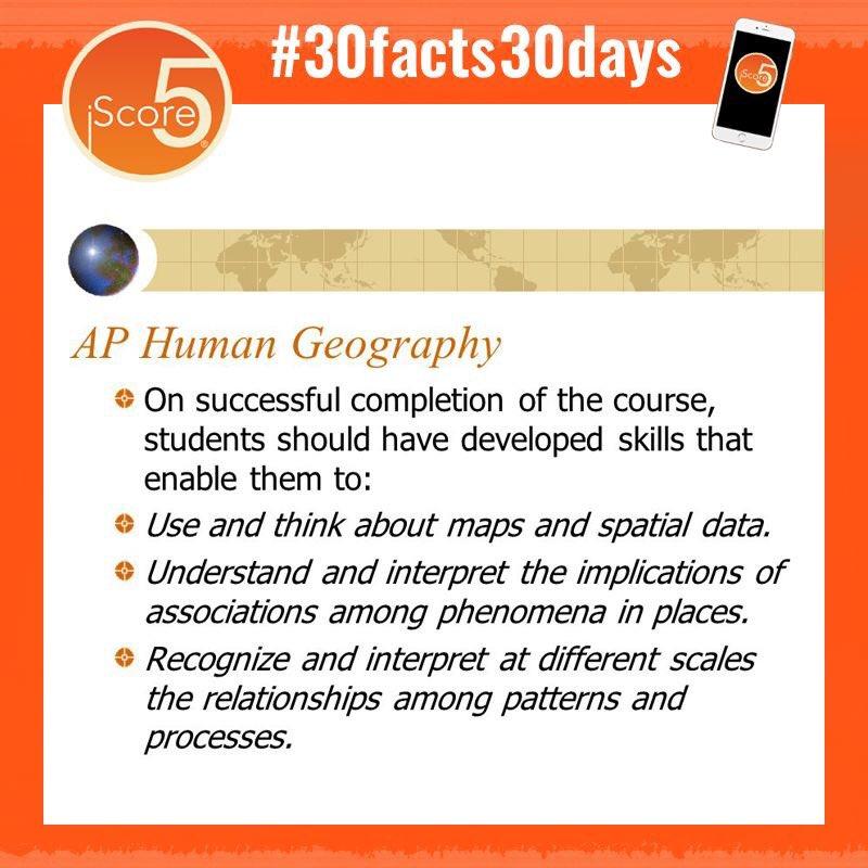 iScore5 AP Human Geo (@iscore5aphg)   Twitter