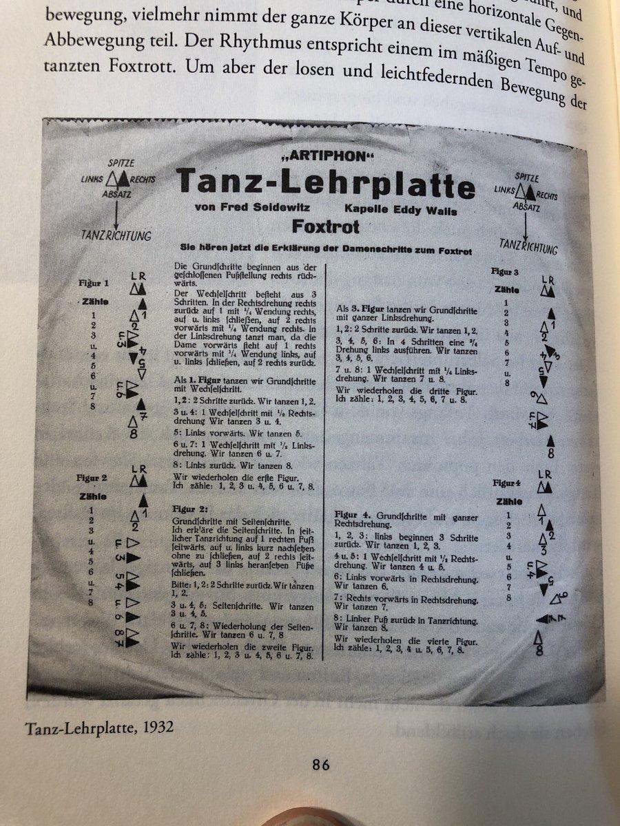 #tanzlehrplatte #Tanzlehrer #tanzen #Foxtrott #30erJahre #geschichte #Tanzsport #weirdpic.twitter.com/GbkSLxXjzt