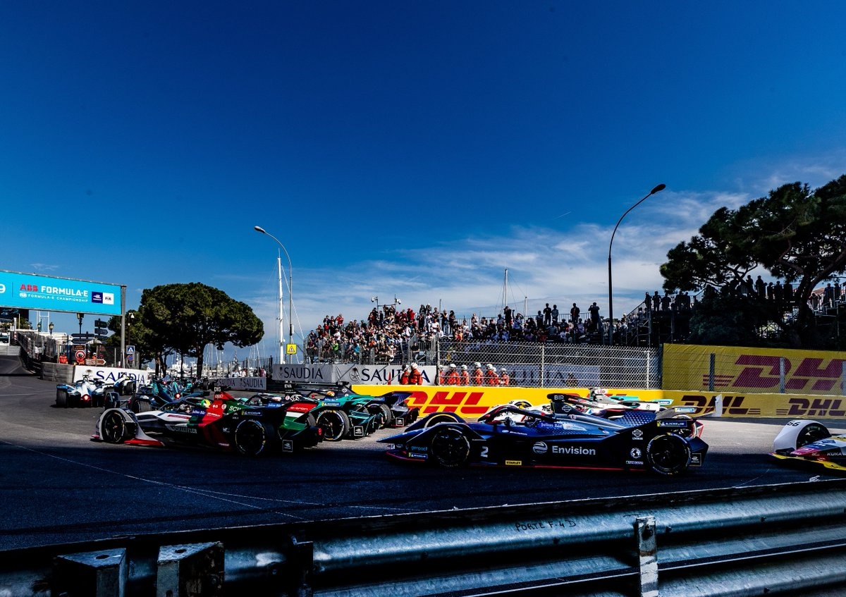 finest selection 34aca 72156  Daniel Abt lost P8 due to a post-race penalty for causing a collision.   LucasdiGrassi got pushed out of the race. All eyes are now on the   BerlinEPrix.