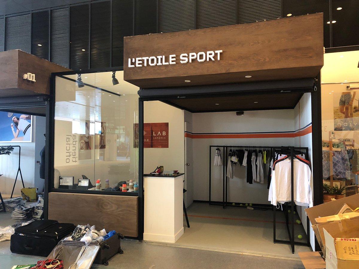 @LEtoileSport at @MutuaMadridOpen #tennis #madrid #MMOpen https://t.co/NS6iwkTTM6
