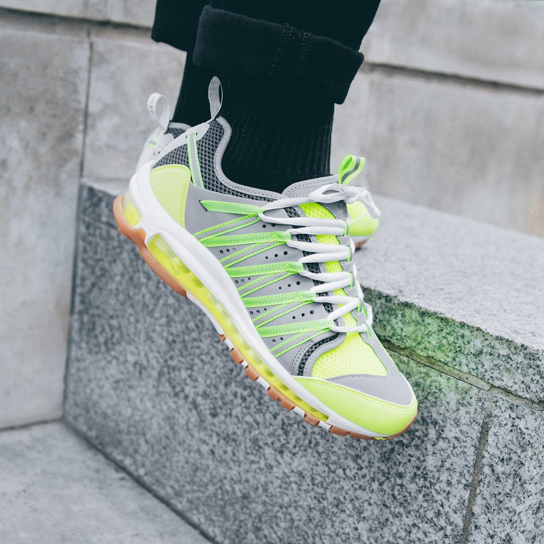 free shipping eb609 80cbd CLOT x Nike Air Max 97 Haven   Available in-store and online, priced at  £170. Shop Now  http   bit.ly 2YpwYN1  Footpatrol  TEAMFP  Nike ...