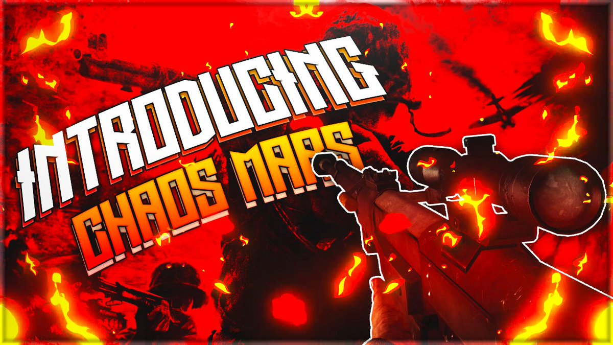 Introducing Chaos Mars later, who is ready!🔥