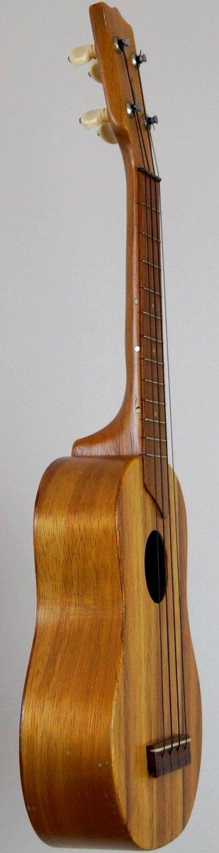 1960's Kamaka Hawaiian Soprano Ukulele