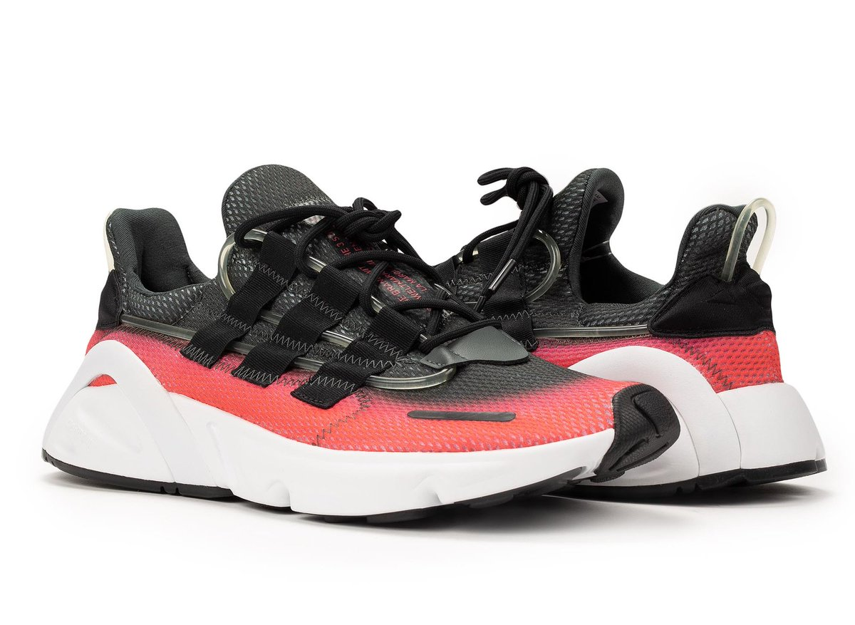 321cc63fb064 Plenty of sizes remain for this great new gradient red colourway of the new  adidas LXCON on  adidasCA for  150 + free shipping https   bit.ly 2PX1tGV  ...