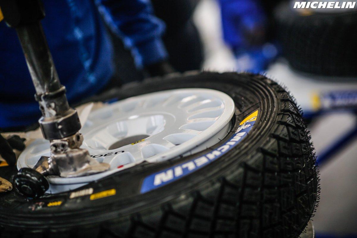 Resultado de imagen para wrc michelin tyres