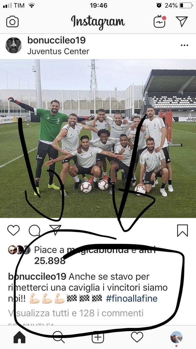 Alessandro FantonJj's photo on #Bonucci
