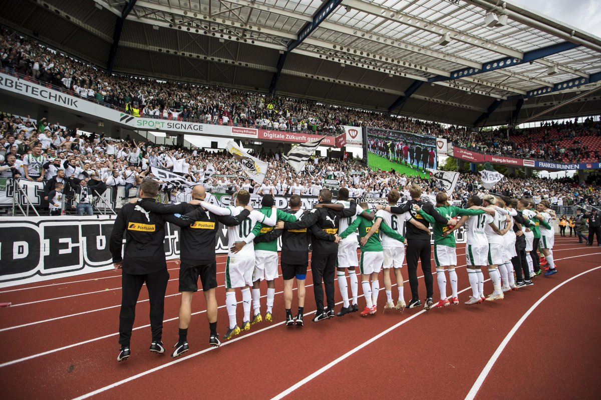 Borussia's photo on #dieFohlen