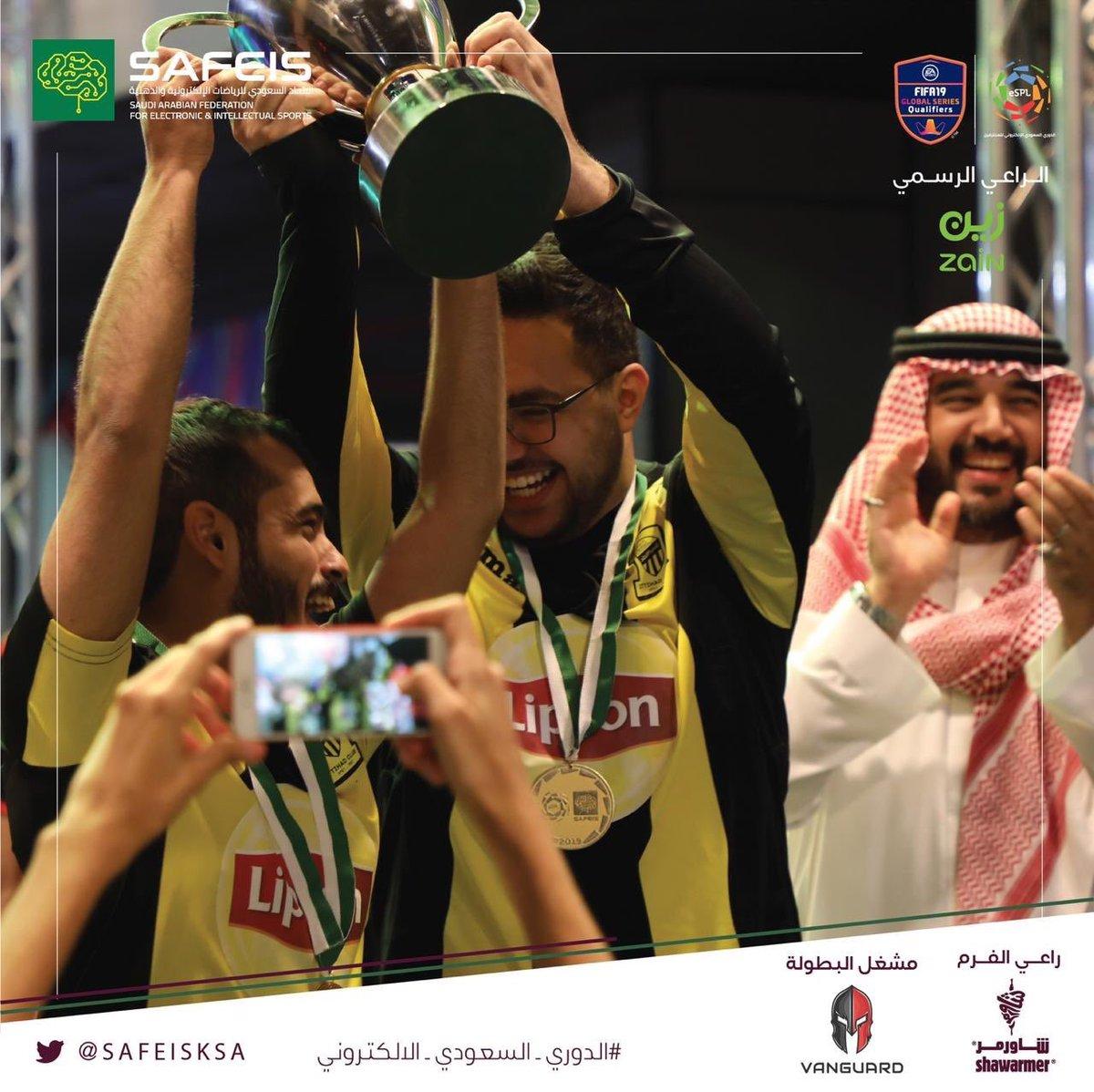 """""""الاتحاد""""  بطلًا لـ #الدوري_السعودي_الإلكتروني : http://www.almrmaa.com/new/s/28932/"""