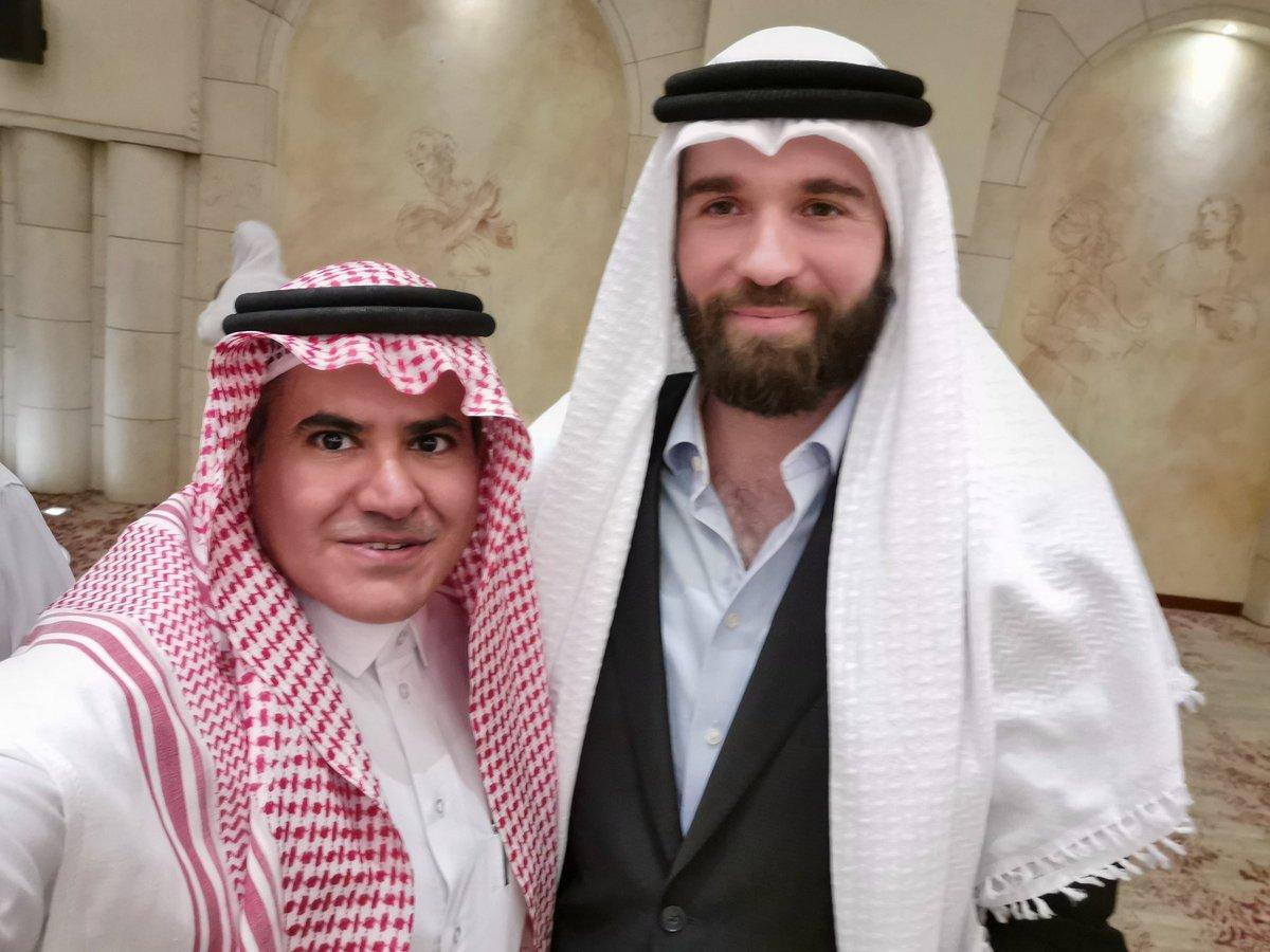 هاشم بن الحسين Traola Twitterren