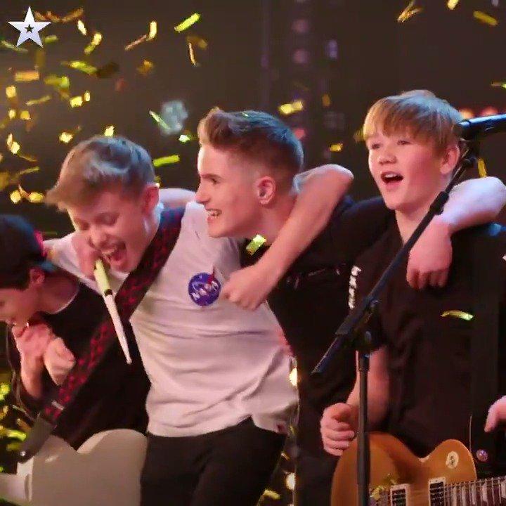 Britain's Got Talent's photo on #GoldenBuzzer