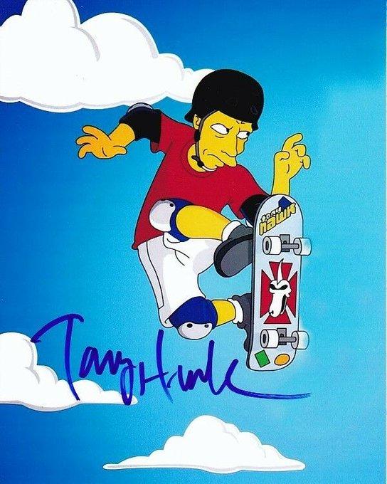 Happy Birthday, Tony Hawk!