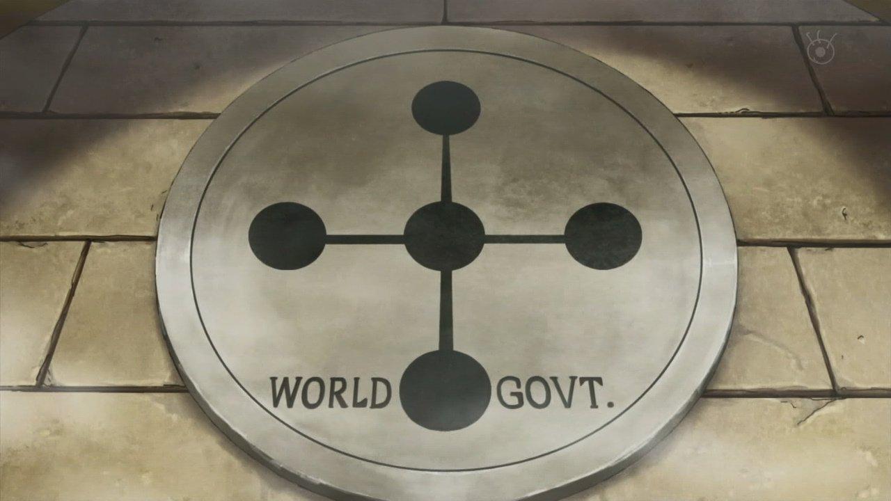 WORLD GOVT. #onepiece #fujitv https://t.co/BTH5RxpJ7U