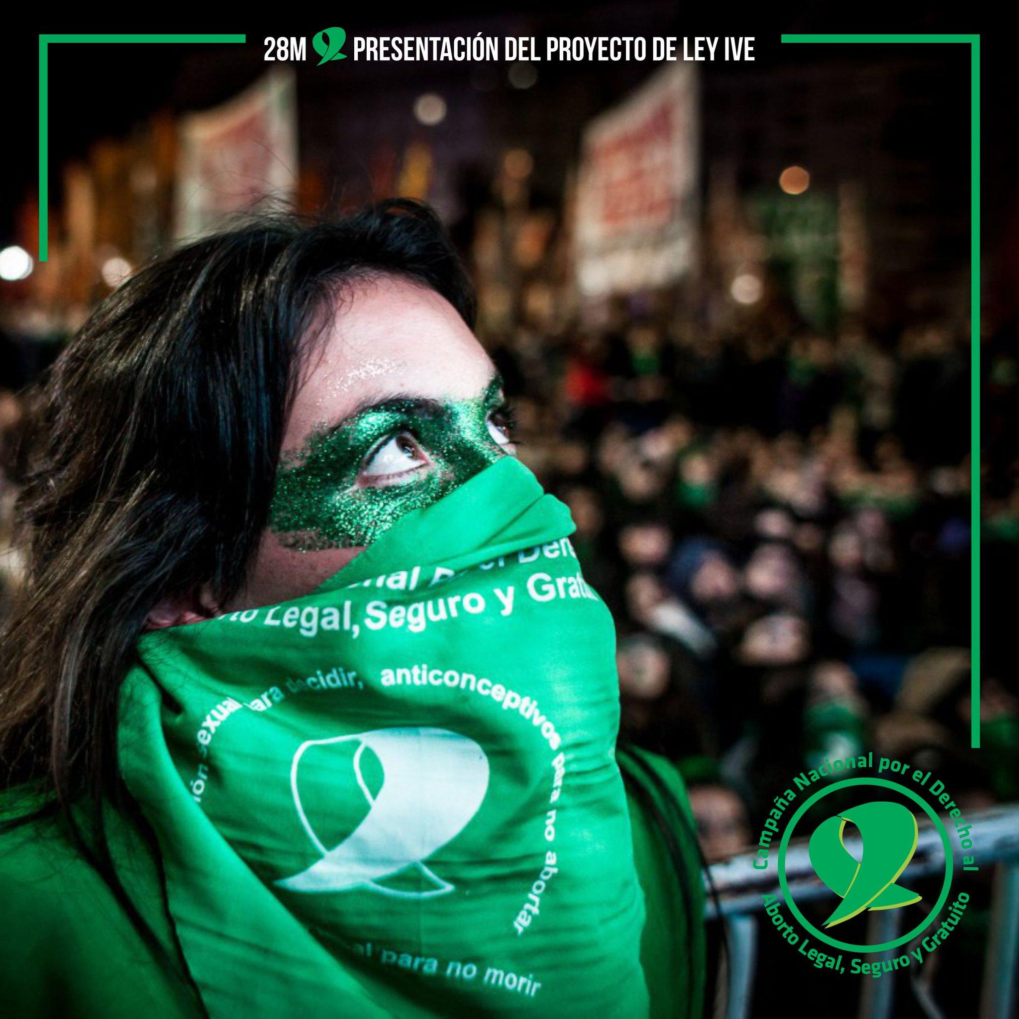 D6U9KfUXkAYv3S3 - Convocan apoyo desde México a las argentinas por el derecho a decidir