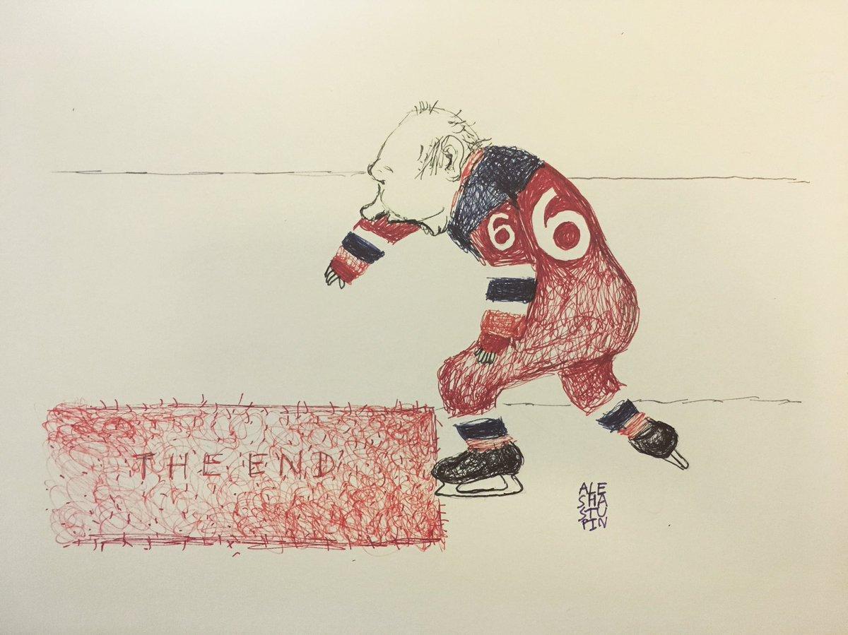 Путін після хокейного матчу в Сочі гепнувся на килимок, який лежав на льоду - Цензор.НЕТ 1102