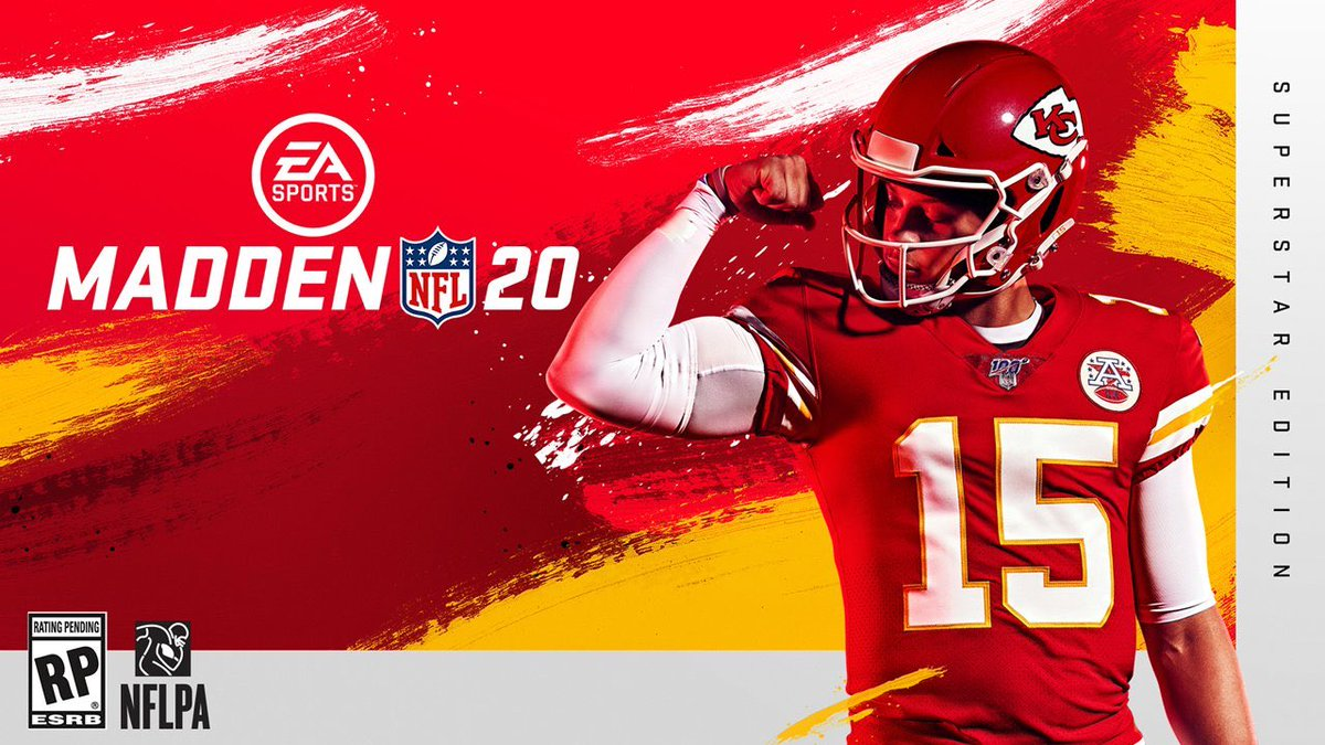 Madden 20 Giveaway!!! - Just RT and Follow Me To Enter - Picking 3 Winners by Next Week #Madden20