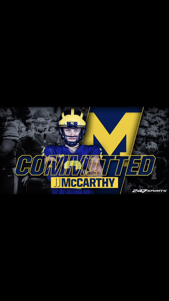 C O M M I T T E D to...  The University of Michigan!!!〽️  Go Blue!!〽️〽️〽️