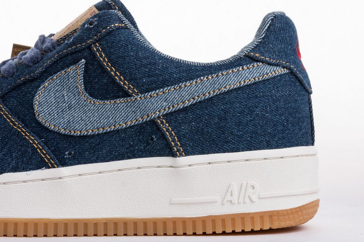 5dc95063e Everything we know so far about the Levi s x Nike Air Force 1 collection!  ...