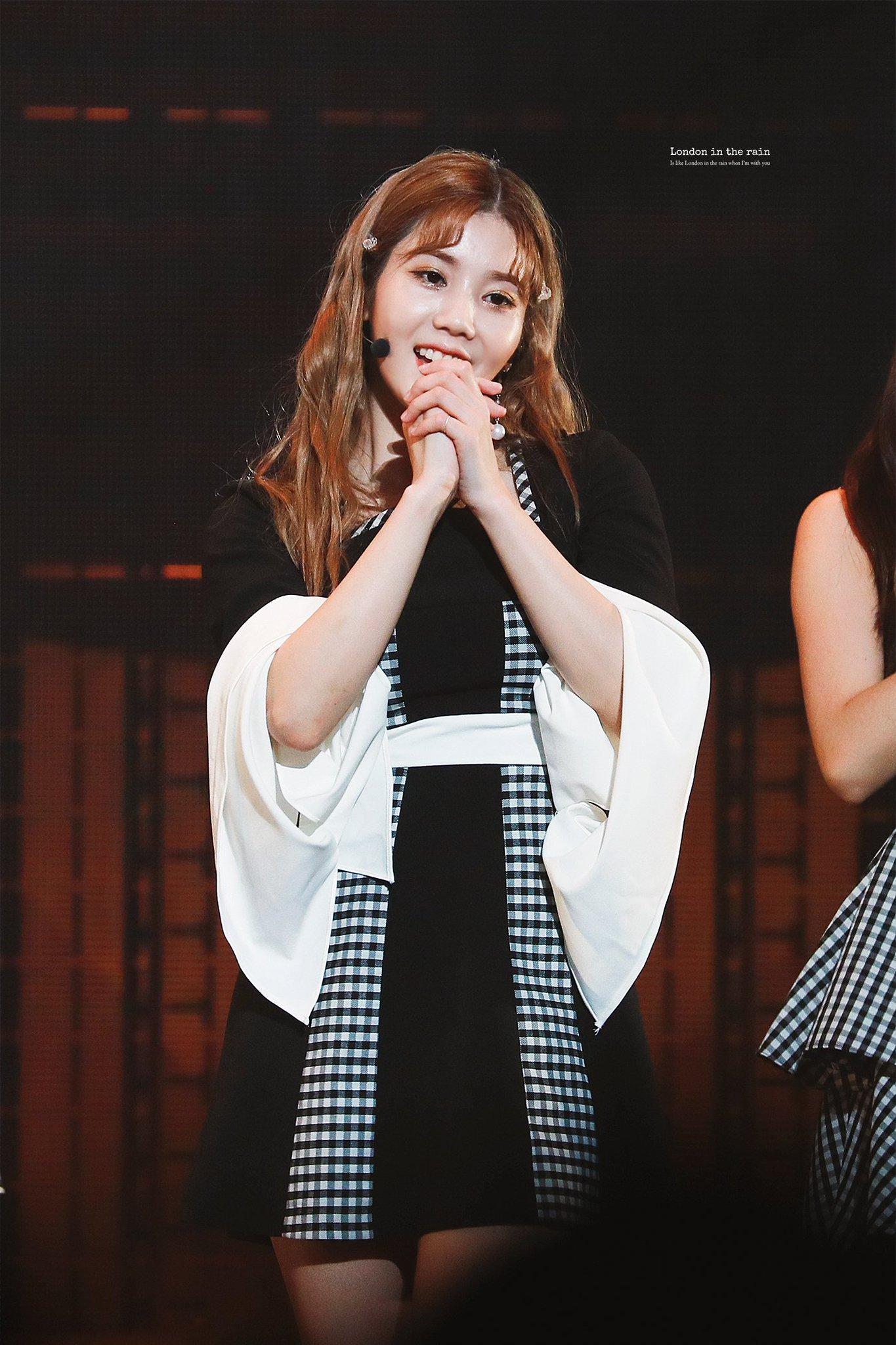 ☆ Official IZONE's Fairy Kwon Eunbi (권은비) Thread