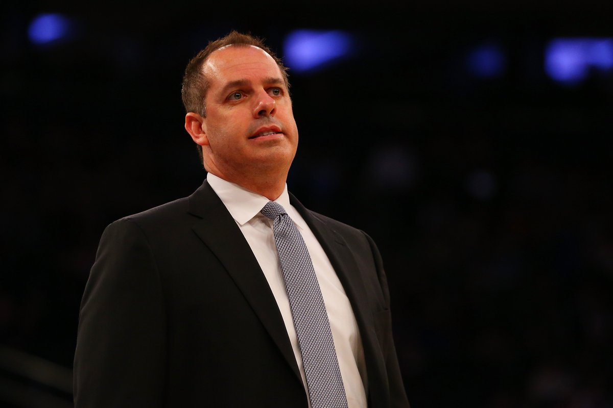 Breaking: Frank Vogel has agreed to become the next head coach of the Lakers, per @wojespn
