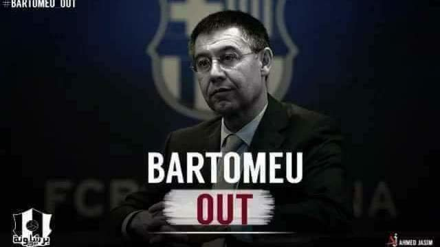 Major change is needed at this club m8 #BartomeuDimision #ValverdeOut