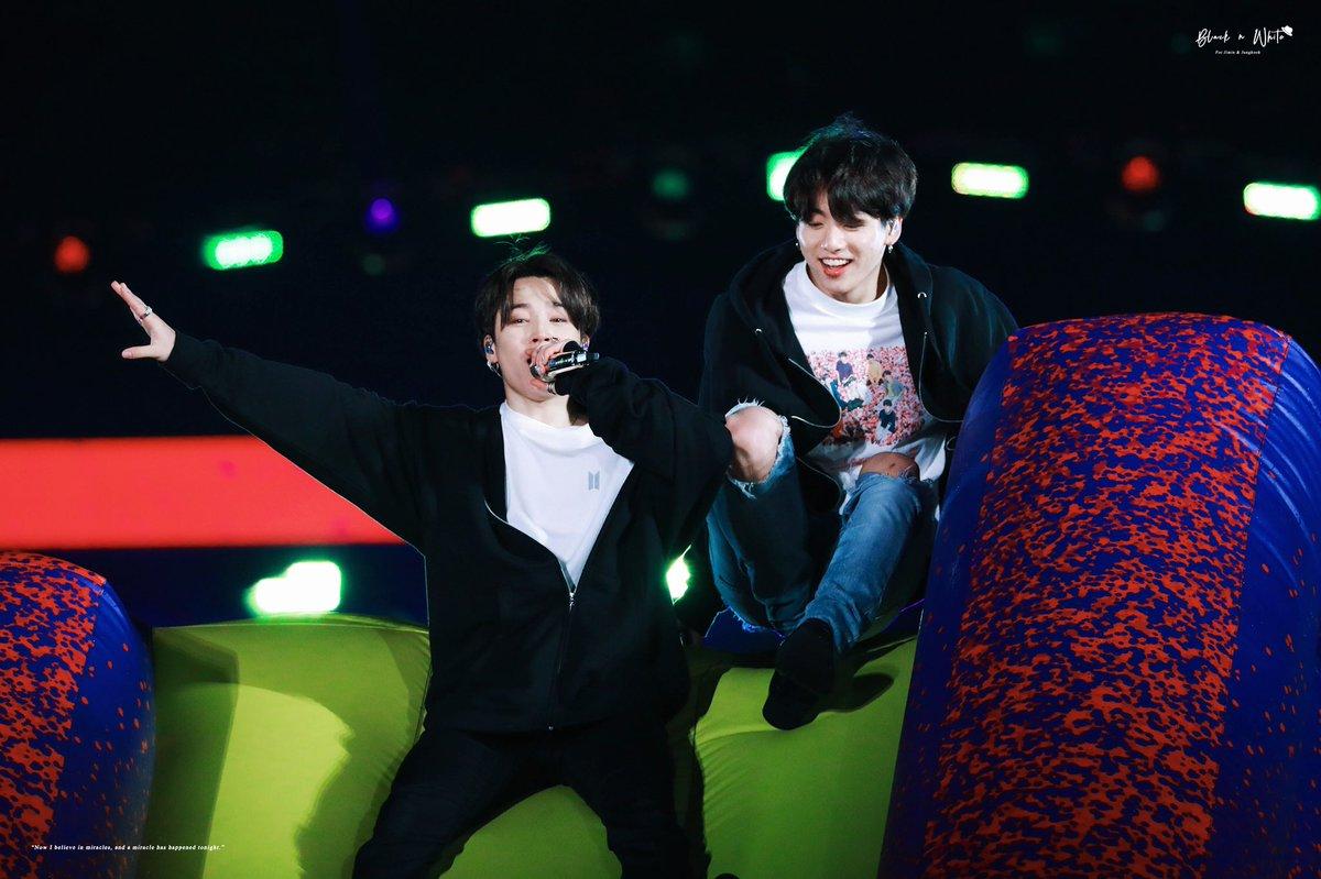 Jimin dan Jungkook BTS
