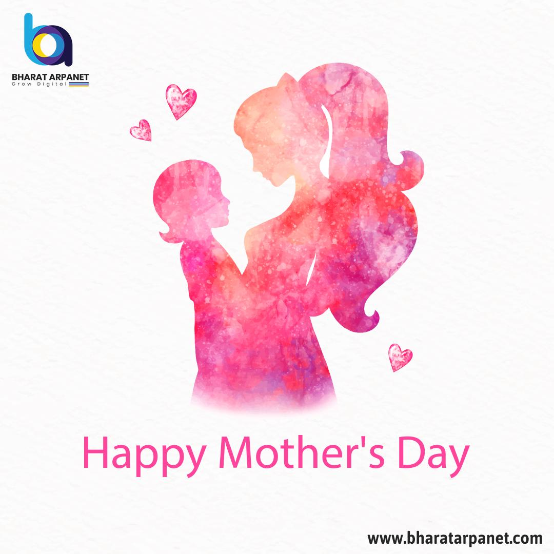 No love in this world can be warmer than your mother's love. A day is not enough for a mother that loves and cares for her child every single day. As we celebrate the #MothersDay today, let's all give our greatest efforts to make our supermoms happy!  #BharatArpanet