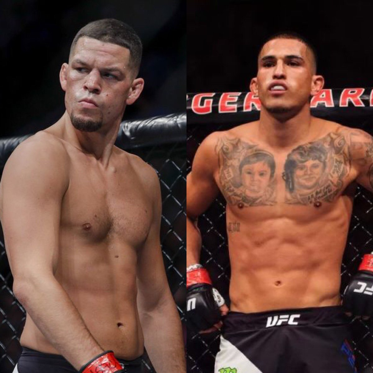 Diaz vs Pettis co main event August 17th at 170lbs. in Anaheim