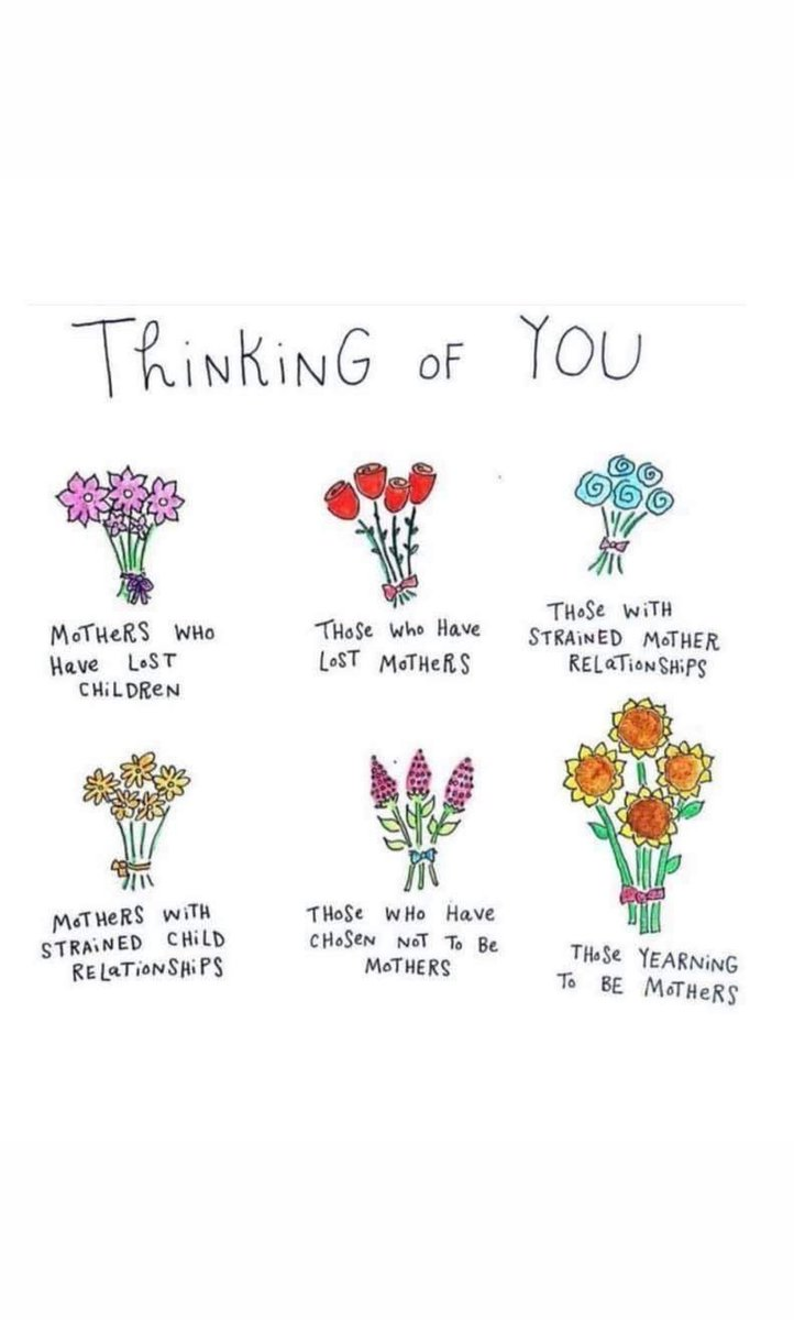 """Dr. Thema on Twitter: """"Sending love to those who find mother's day  complicated or difficult.… """""""