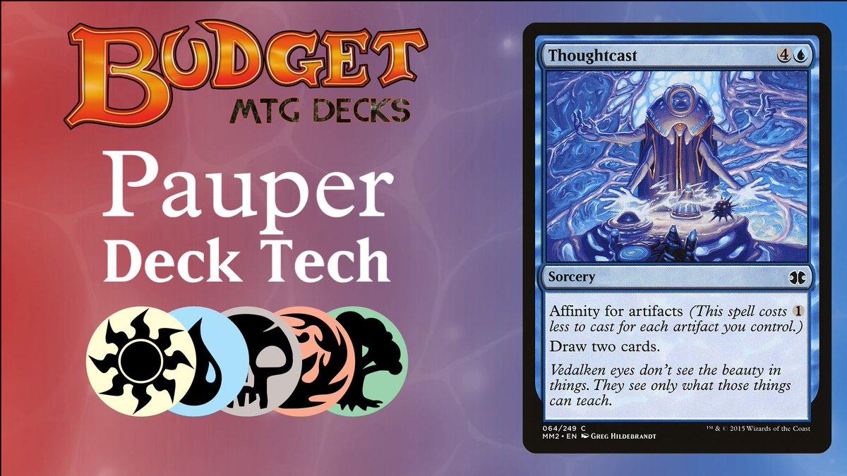 Budget MTG Decks 🔥 (@BudgetMTGDecks) | Twitter