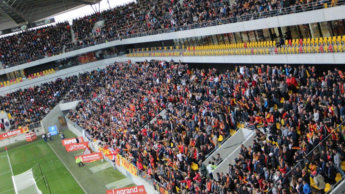 LE MANS FC Officiel's photo on Leclerc