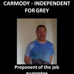 Image for the Tweet beginning: Independent candidate for Grey Richard