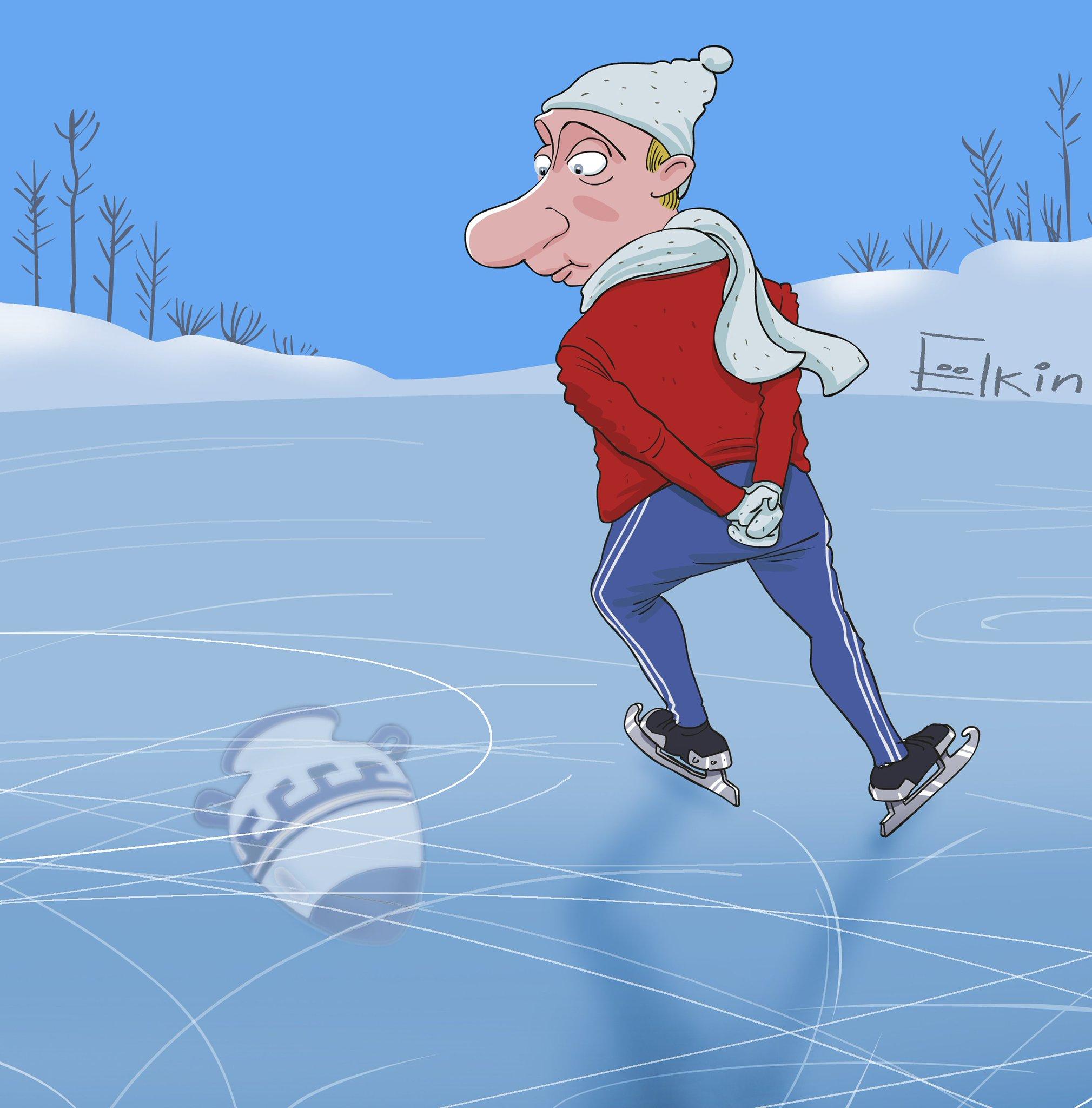 картинки лед смешные разделе вороны