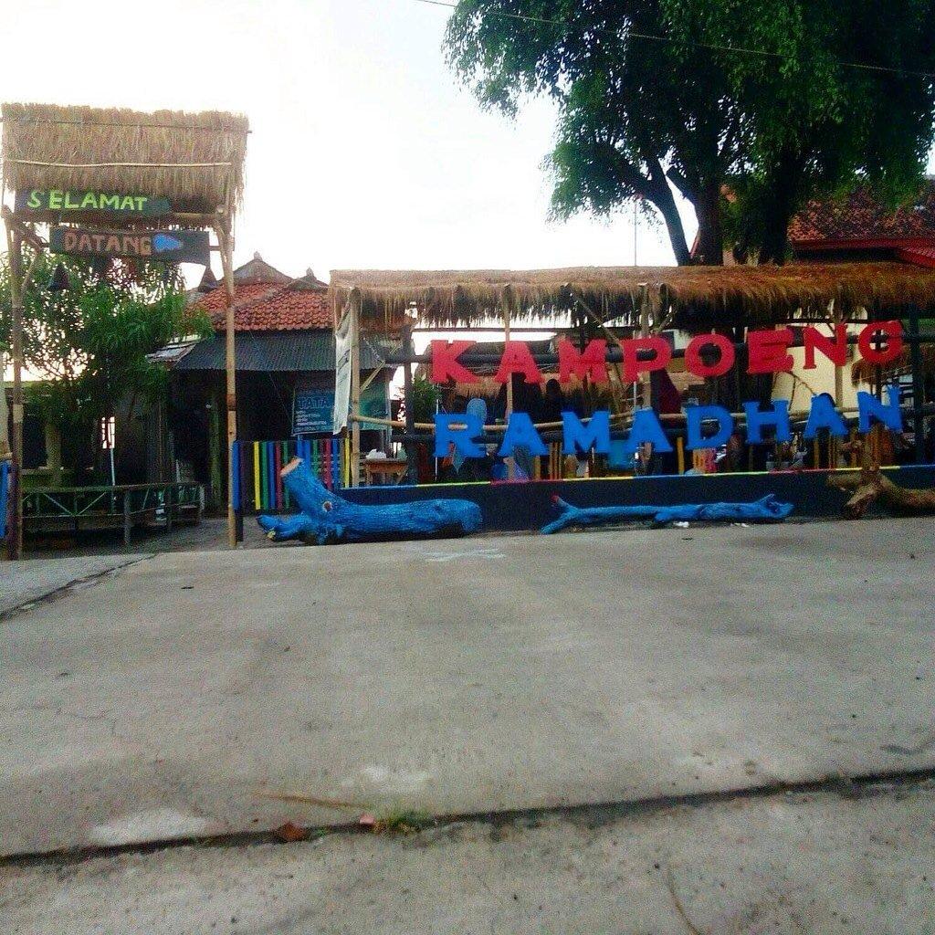 Keliling Cirebon On Twitter Sudah Ke Kampoeng Ramadhan