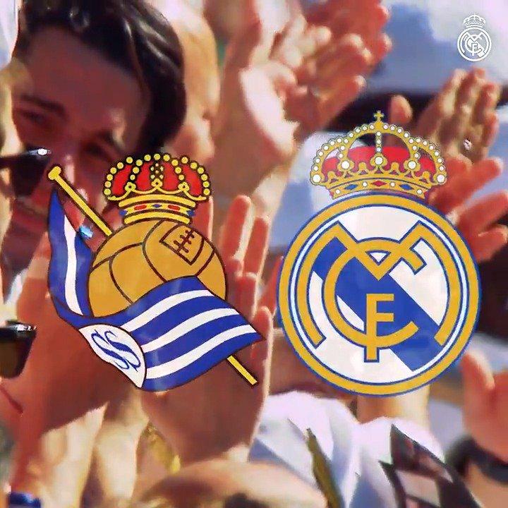 Real Madrid C.F.⚽'s photo on Anoeta
