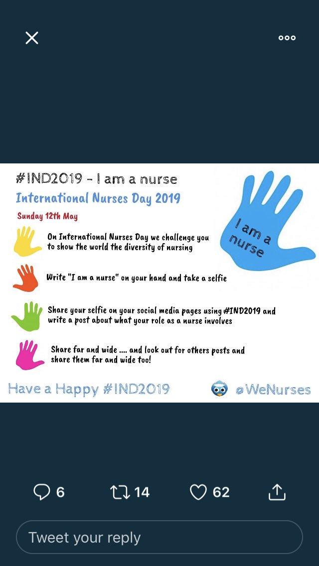 79f17eb6f4fa Mental Health Nurses  Day ( MHnursesday)