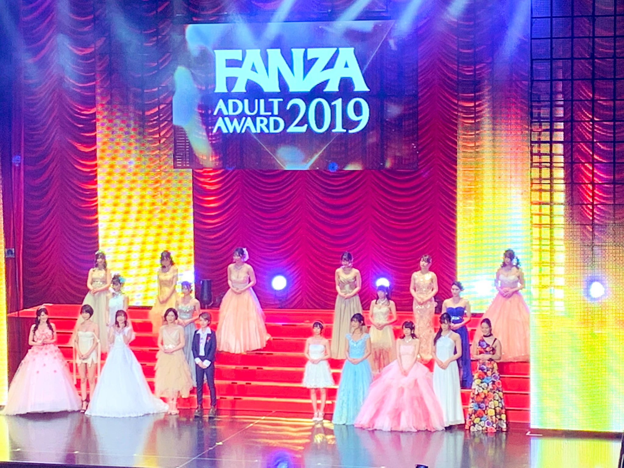 2019 Fanza adult awards results