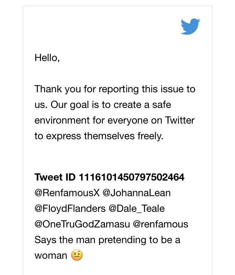 Renfamous On Twitter How Can You Be Mad About Being Mass Reported And Suspended When You Do The Same Thing To Other People First Three Are Tweets I Reported That Resulted In Explore @renfamous twitter profile and download videos and photos cosplayer, word witch, twitter ban rasputin. mass reported and suspended
