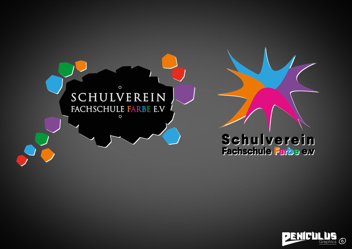 Peniculus Graphics On Twitter Logodesign Schulverein