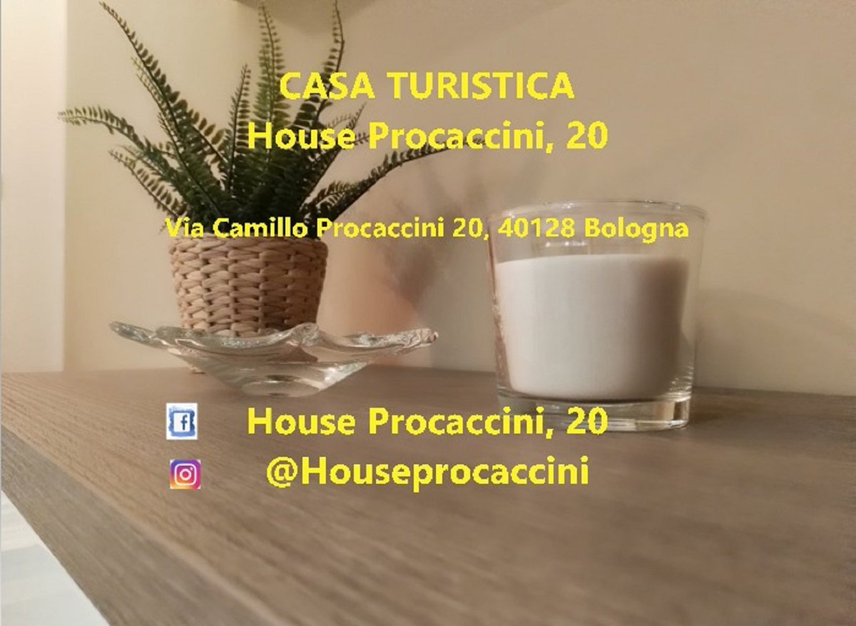 Please give our Facebook page a 'Like' at http://www.facebook.com/HOUSEPROCACCINI/ …
