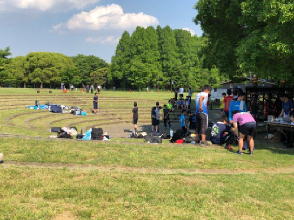 昨日、「水元公園スプリント兼早葉戦」 に参加しました。1年生にとっては、これが初めての大会となりました。さらに、リレーにも参加し、これは全員初めてではありましたが、最後まで順調に走り終えることができ、良い経験となりました。ありがとうございました。<い>