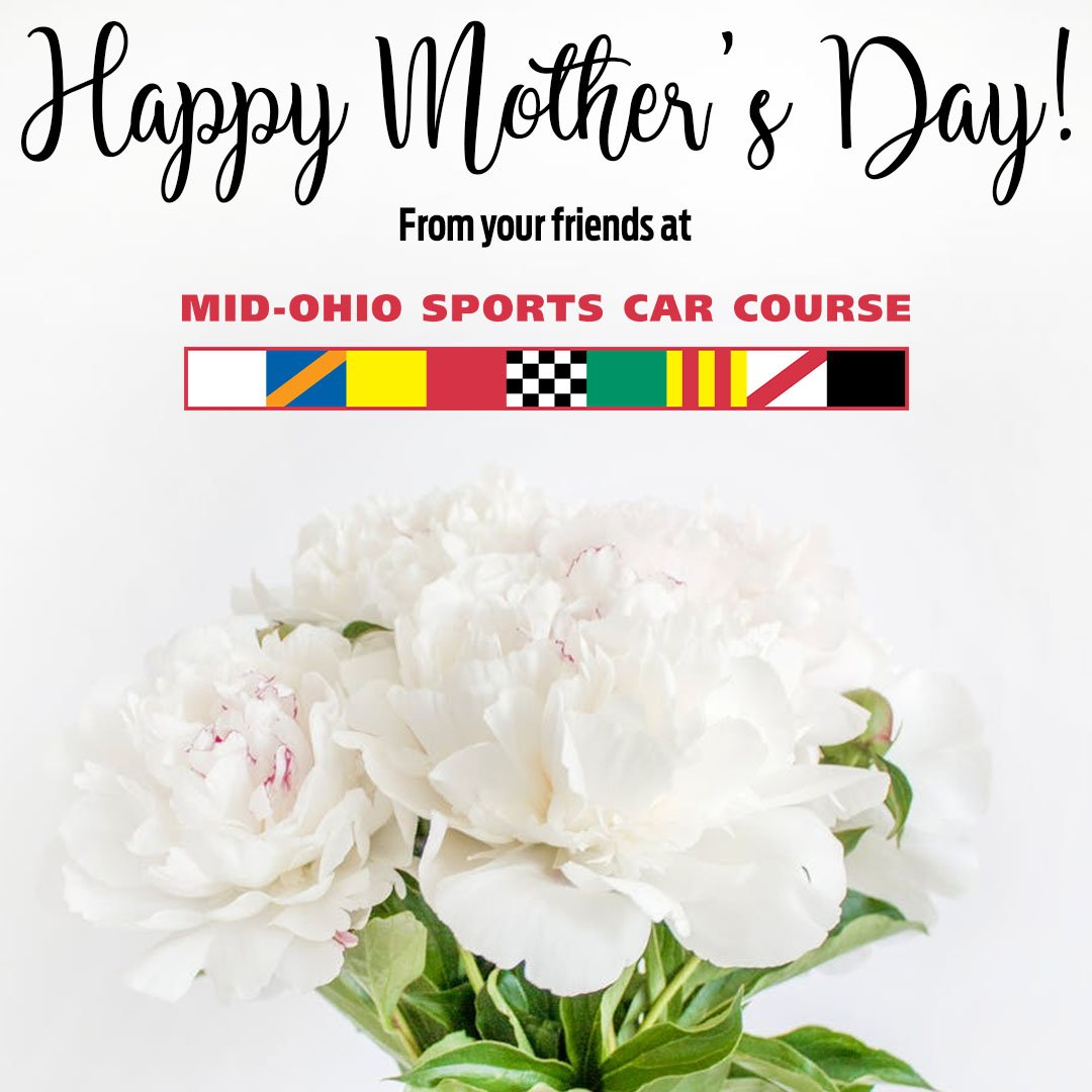 Happy Mothers Day to all the beautiful moms out there! 🤱 Love the Mid-Ohio family ❤️