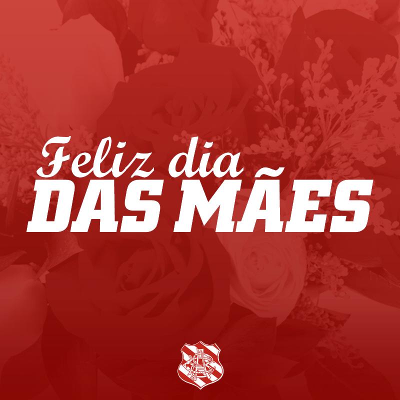 🌹 Um ótimo domingo para todas as mães, especialmente para as alvirrubras! #SempreBangu #FelizDiaDasMães