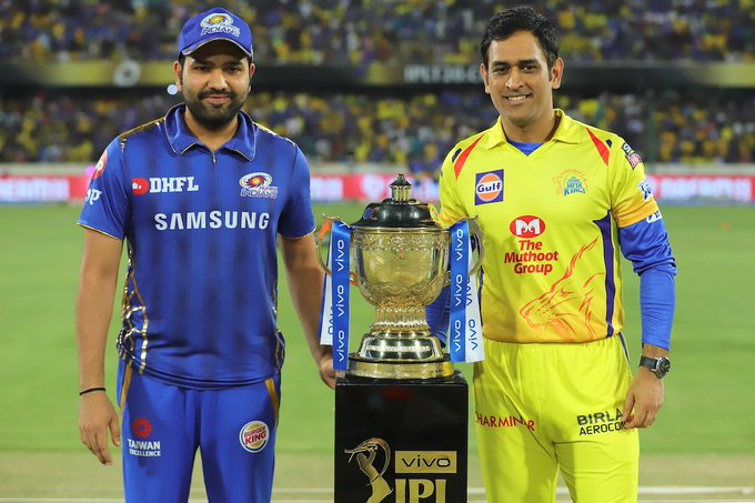 Chennai Super Kings v Mumbai Indians 2019 IPL final  was yet another Indian Premier League's closest encounters.  (Credits: Twitter/ Indian Premier League)