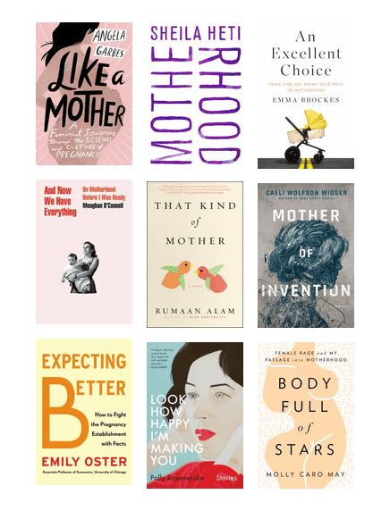 Happy #MothersDay! Motherhood can be wonderful and it can be hard and it can be everything in between. These titles explore the messier, lived-in side of being, or not being, a mother: sppl.bibliocommons.com/list/share/115…