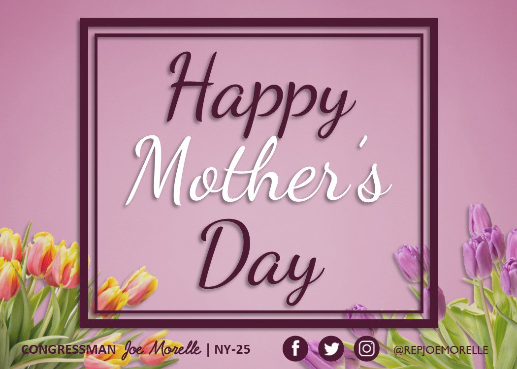 Happy #MothersDay to moms everywhere – you are truly the superheroes of the world, and we are so grateful for all you do. Love you, mom!